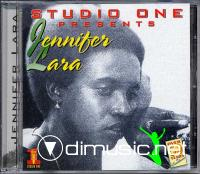 Jennifer Lara - Studio One Presents LP - 1974 Reissued 2002