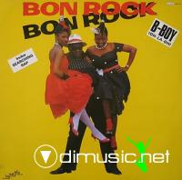 Bon Rock - B-Boy (Oh La Oh) LP - 1983