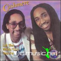 Cashmere - Let The Music Turn You On LP - 1983