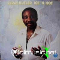 Jerry Butler - Ice 'N Hot LP - 1982