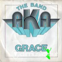 The Band AKA - Grace - 12'' - 1982