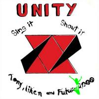 Tony Aiken & Future 2000 - Unity, Sing It, Shout It LP - 1976