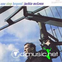Jackie McLean - One Step Beyond LP - 1963