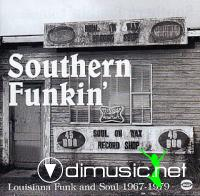 VA - Louisiana Southern Funkin': Funk And Soul 1967 - 1979 CD - 2005