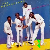 The Manhattans - Too Hot To Stop It (1985)