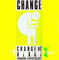 Change - Change Of Heart - 12'' - 1984
