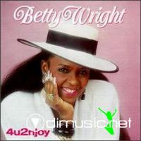 Betty Wright - 4U2NJOY LP - 1989