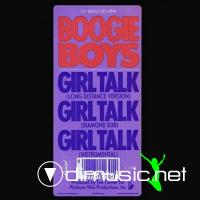 Boogie Boys - Girl Talk - 12'' - 1986