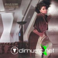 Phyllis Hyman - Living All Alone (Vinyl, LP, Album) 1987