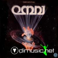 Omni - Omni Says It All LP - 1980