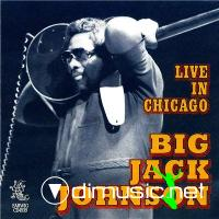 Big Jack Johnson - Live In Chicago (1997) [flac+mp3]