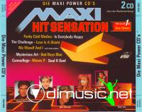 Various - Maxi Hit Sensation - Die Maxi Power CD's 2