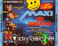 Various - Maxi Hit Sensation - Die Maxi Power CD's