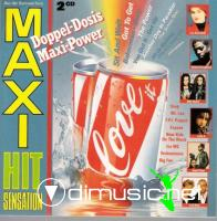 Various - Maxi Hit Sensation - Doppel-Dosis Maxi Power