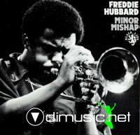 Freddie Hubbard - Minor Mishap LP - 1989