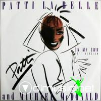 Patti LaBelle & Michael McDonald - On My Own - 12'' - 1986