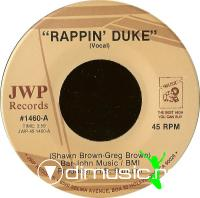 Shawn Brown - Rappin' Duke - 12'' - 1985