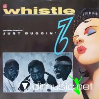 Whistle - (Nothing Serious) Just Buggin' - 12'' - 1985