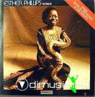 Esther Phillips With Joe Beck - What A Diff'rence A Day Makes LP - 1975