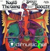 Kool & The Gang - Spirit Of The Boogie LP - 1975