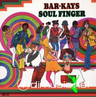 The Bar-Kays - Soul Finger LP - 1967