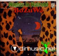 Bozuwa - Nights In Nairobi - 12'' - 1981