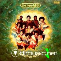 The New Birth - Comin' From All Ends (Vinyl, LP, Album) 1974