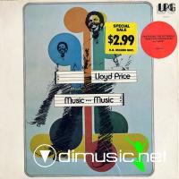 Lloyd Price - Music-Music LP - 1976