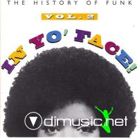 VA - The History Of The Funk: In Yo' Face Vol 2 CD - 1993