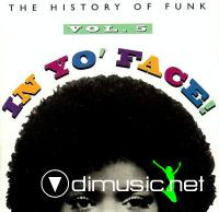 VA - The History Of The Funk: In Yo' Face Vol 5 CD - 1993