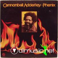 Cannonball Adderley - Phenix LP - 1975