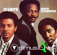 The O'Jays - Back Stabbers LP - 1972