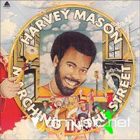 Cover Album of Harvey Mason - Marching In The Street (Vinyl, LP, Album) 1975