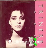 Trinere - Can't Stop The Beat - 12'' - 1989