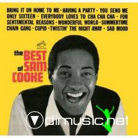 Sam Cooke - The Best Of LP - 1962