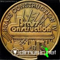 Brass Construction - Brass Construction IV LP - 1978