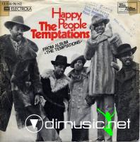 The Temptations - Happy People - 7'' - 1974