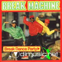 Break Machine - Break Dance Party - 12'' - 1984