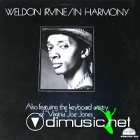 Weldon Irvine - In Harmony (Vinyl, LP, Album) 1974