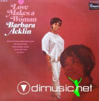 Barbara Acklin - Love Makes A Woman LP - 1968