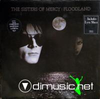 The Sisters Of Mercy - Floodland LP - 1987 Reissued 2006