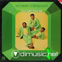 Detroit Emeralds - I'm In Love With You LP - 1973