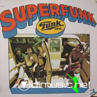 Funk Inc. - Superfunk LP - 1973