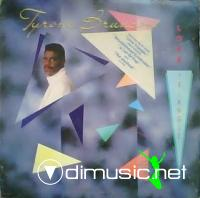 Tyrone Brunson - Love Triangle LP - 1987