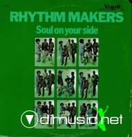 Rythm Makers - Soul On Your Side LP - 1976
