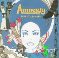 Amnesty - Free Your Mind: The 700 West Sessions CD - 2007