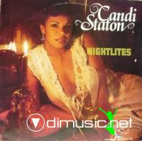 Candi Staton - Nightlites LP - 1982