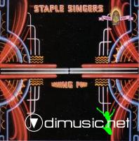 The Staple Singers - Turning Point LP - 1984