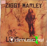 Ziggy Marley - Love Is My Religion CD - 2006