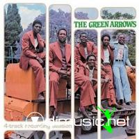The Green Arrows - The 4 Track Recording Session LP - 1975